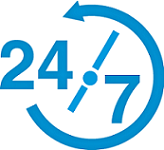 Get 24/7 Technical Support